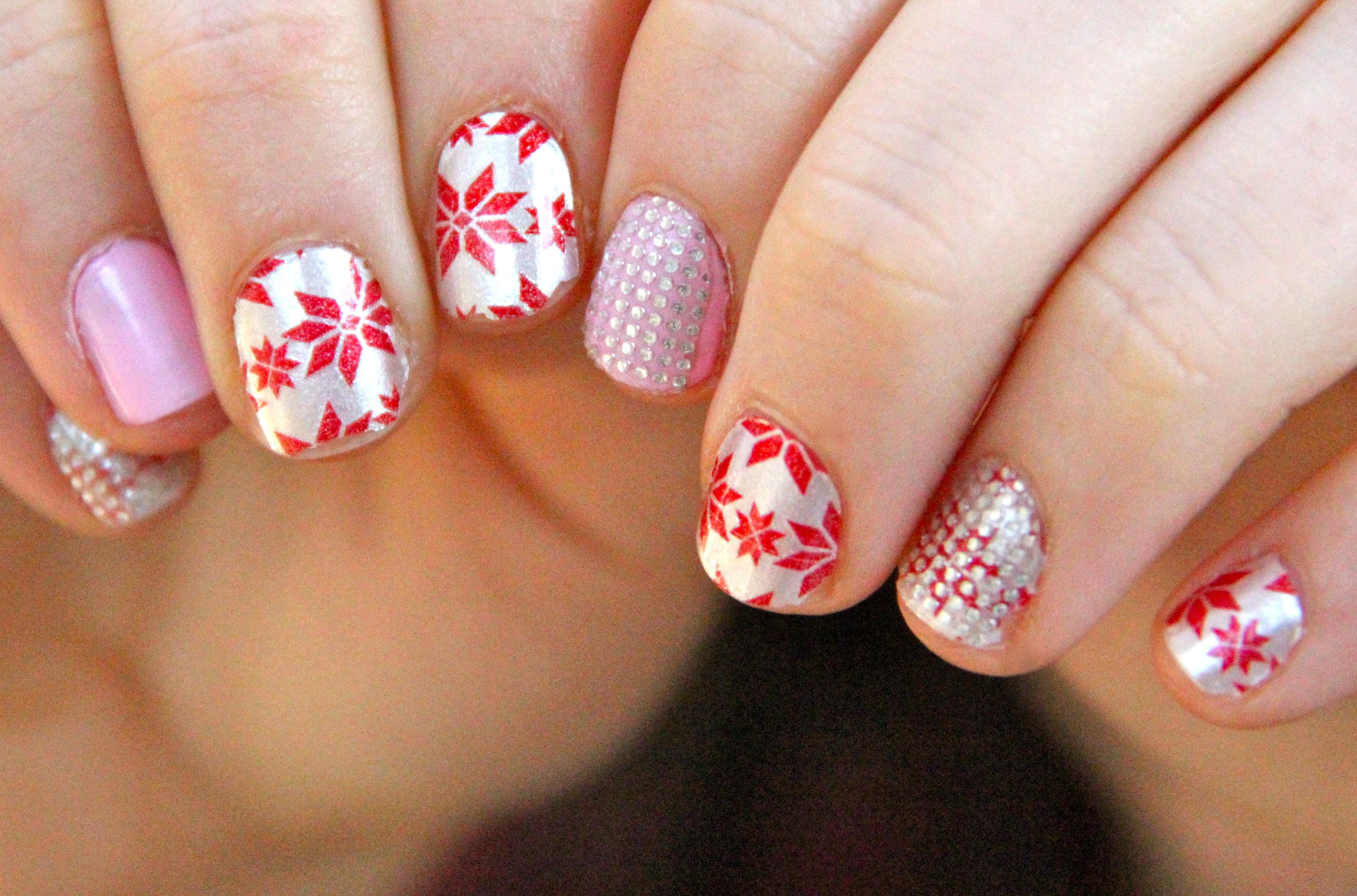 Fancy Nails | sarahgrand
